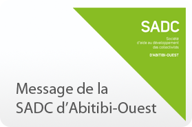 Message de la SADC